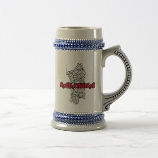 Sardinia Beer Stein