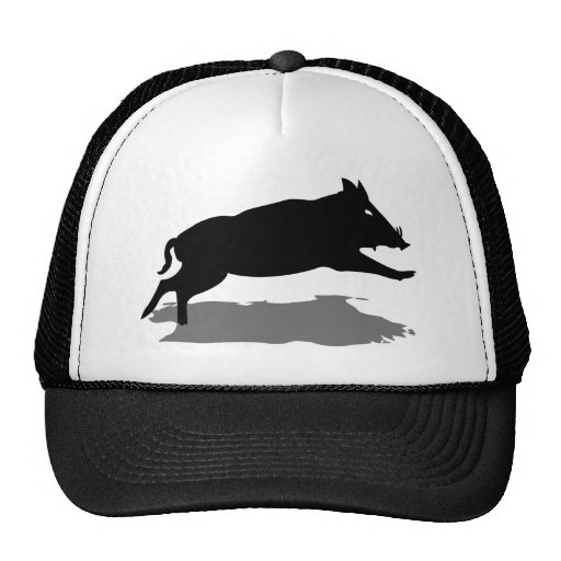 Sardinia, Cinghiale - Wild boar (baseball cap) Trucker Hats
