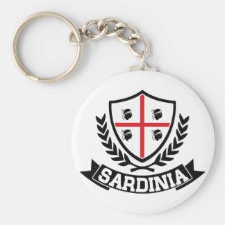 Sardinia Italia Key Ring