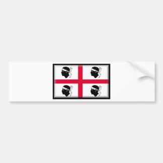 Sardinia-Italy Bumper Sticker