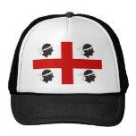 Sardinia, Italy flag Trucker Hat