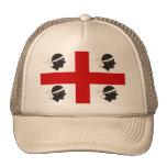 Sardinia, Italy Trucker Hat