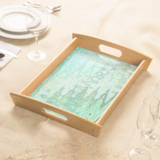 Sardinia Large Serving Tray in Natural