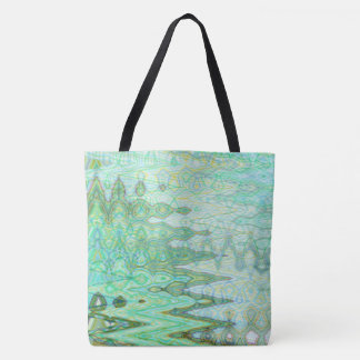 Sardinia Tote Bag Designed by Artist C.L. Brown