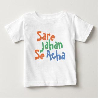 Sare Jahan Se Acha Desi Baby T-shirt