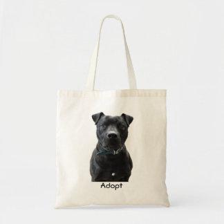 Sarge - Adopt Tote Bag