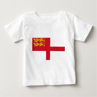 Sark Flag Baby T-Shirt