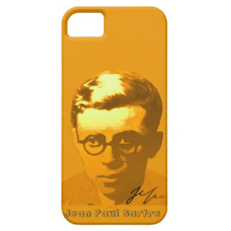 Sartre iPhone 5 Covers