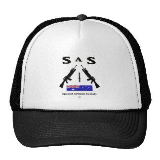 SAS SPECIAL ARTISAN SOCIETY AUSSIE HATS