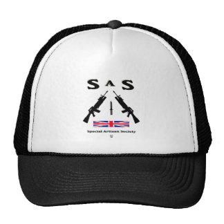 SAS (SPECIAL ARTISAN SOCIETY) UK CAP