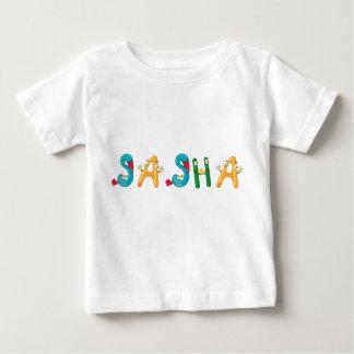 Sasha Baby T-Shirt