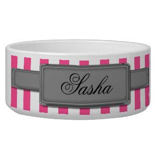 Sasha Custom Dog bowl