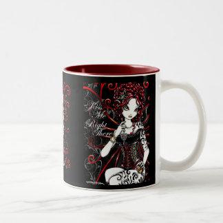 Sasha Fairy Valentines Day Mug