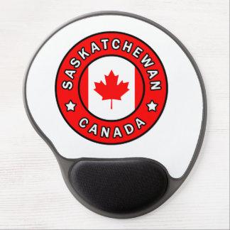 Saskatchewan Canada Gel Mouse Pad