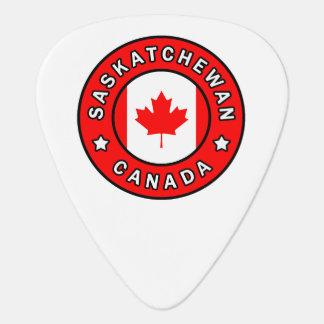 Saskatchewan Canada Guitar Pick