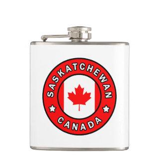 Saskatchewan Canada Hip Flask