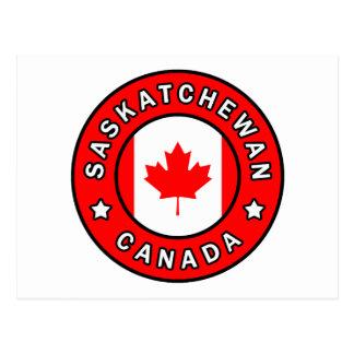 Saskatchewan Canada Postcard