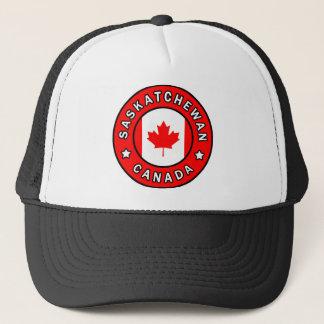 Saskatchewan Canada Trucker Hat