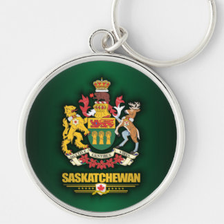 Saskatchewan COA Key Ring