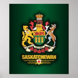 Saskatchewan COA Poster