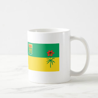 SASKATCHEWAN Flag Coffee Mug