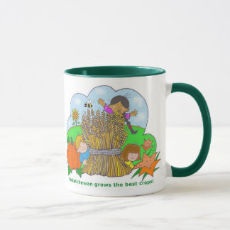 Saskatchewan Grows Mug
