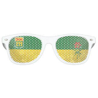 Saskatchewan Retro Sunglasses