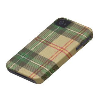 Saskatchewan Tartan iPhone 4/4s ID Case
