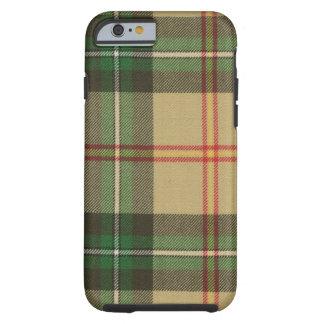 Saskatchewan Tartan iPhone 6 case Tough Case