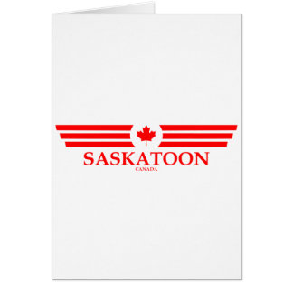 SASKATOON CARD