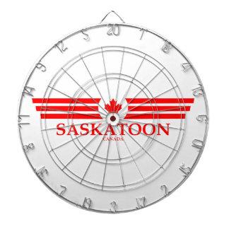 SASKATOON DARTBOARD
