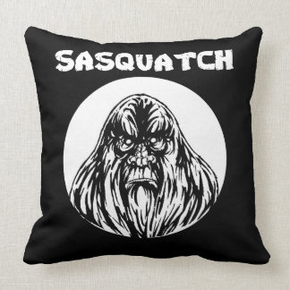 Sasquatch Cushion