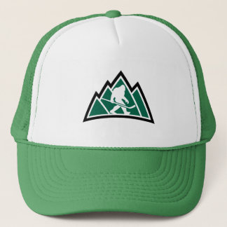 Sasquatch Hockey Trucker Hat