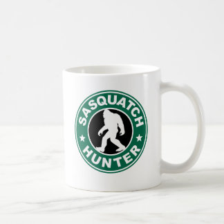 Sasquatch Hunter Coffee Mug