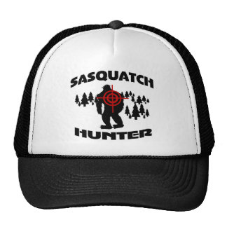 Sasquatch Hunter Hats
