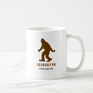 Sasquatch - I have seen him Coffee Mug