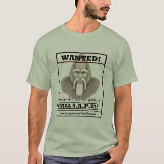 Sasquatch in your garder T-Shirt
