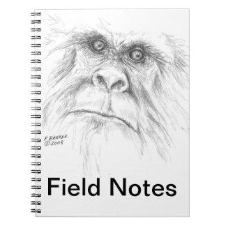 Sasquatch Notebook