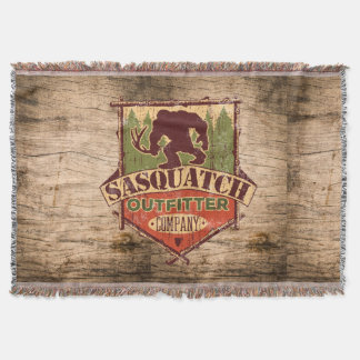 Sasquatch Outfitter Company Blanket