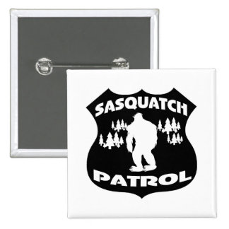Sasquatch Patrol Forest Badge Pins