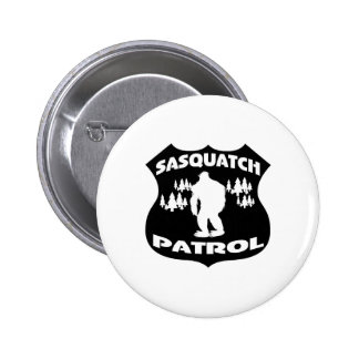 Sasquatch Patrol Forest Badge Pin