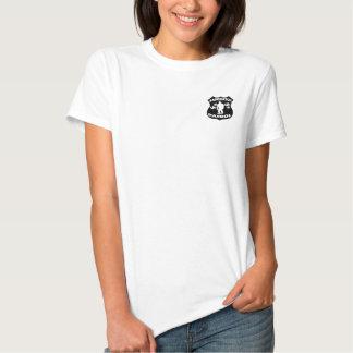 Sasquatch Patrol Forest Badge T Shirts