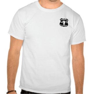 Sasquatch Patrol Forest Badge Tee Shirt