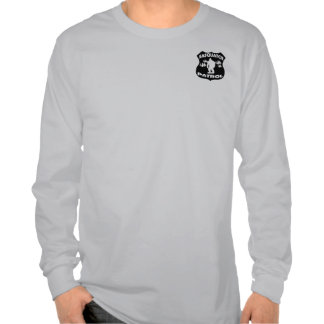 Sasquatch Patrol Forest Badge T-shirt