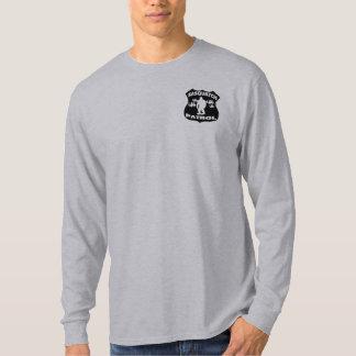 Sasquatch Patrol Forest Badge Tshirt