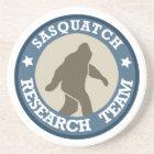 Sasquatch Research Team Coaster