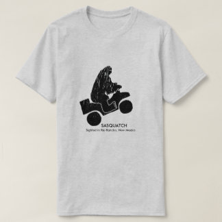 Sasquatch Sighted in Rio Rancho, New Mexico T-Shirt
