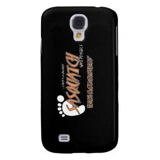 Sasquatch Soft Plastics Samsung Galaxy S4 Covers