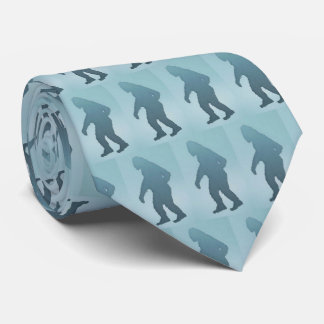 Sasquatch Tie