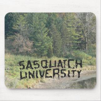 Sasquatch University - Multiple Products Mousepad
